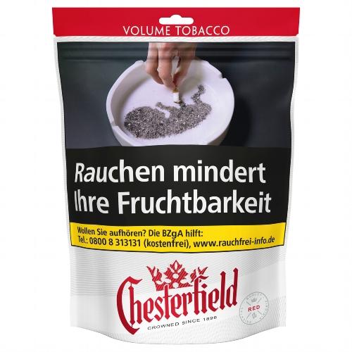 Chesterfield Red Volumen